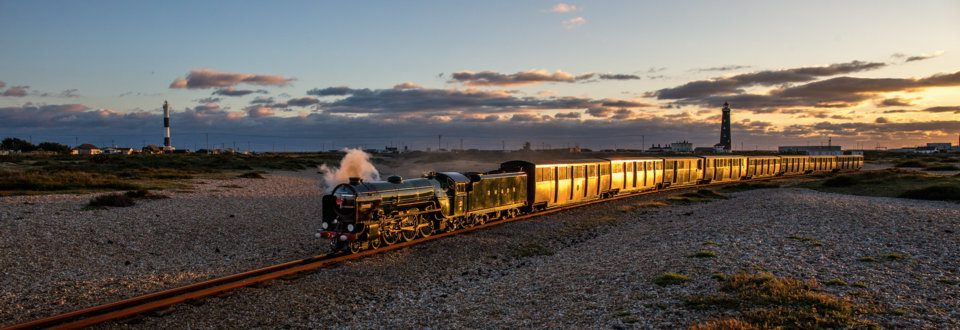 May the sun never set on the world's smallest mainline railway