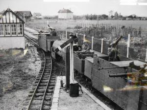 The armoured train in WWII