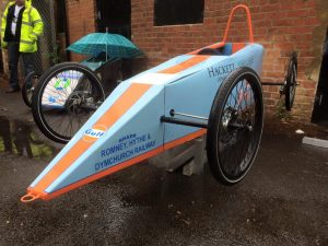 William Finnis race buggy